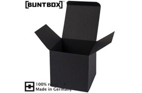 BUNTBOX FOLDING CUBE BOXES GRAPHITE
